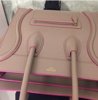 bag celine purse style pink designer