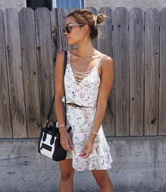 croptopia blogger dress shoes bag sunglasses belt