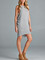 Thalia cut out side boob tunic dress