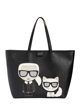 bag tote bag leather tote bag leather black
