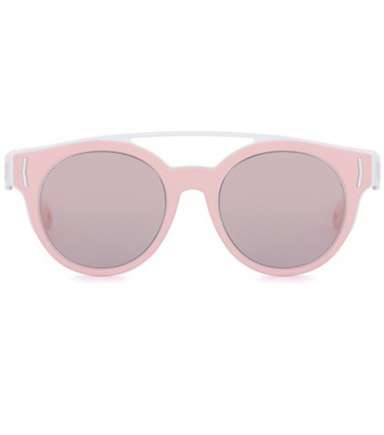 Givenchy sunglasses round sunglasses pink