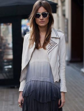 2012 zara sold out studded leather jacket size s (limited edition)