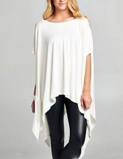 Oversized Shirt Blouse 18
