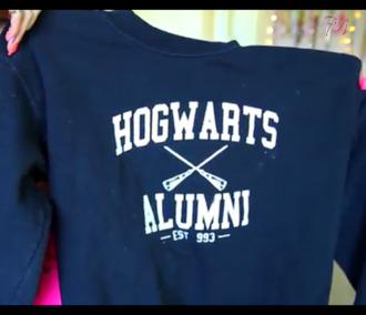 hogwarts harry potter clothes muggle potterhead harry potter