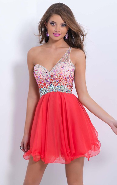 Dolcepromdress Dress Style 9859 Short Formal Dress Red Dress