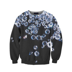 Diamonds Sweatshirt