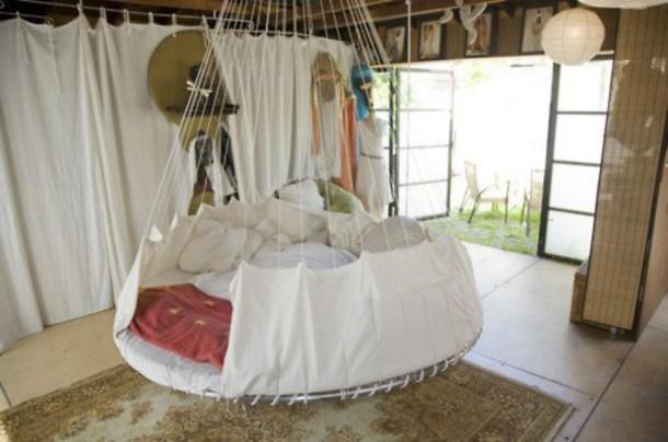 home accessory room accessoires sofa cozy hammock