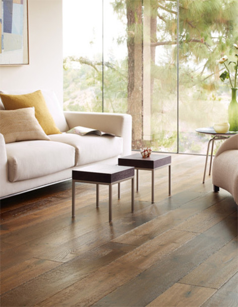 Home Accessory Mediterranean French Oak Kazalla Hardwood Flooring