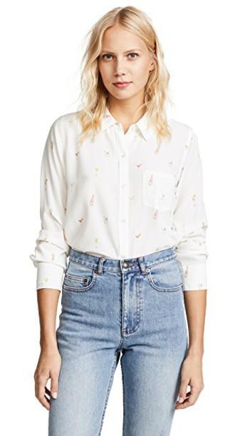 Rails shirt top