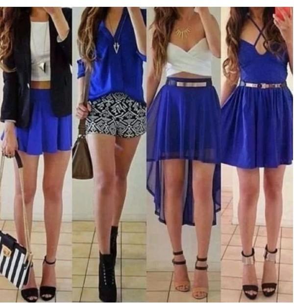 skirt shorts