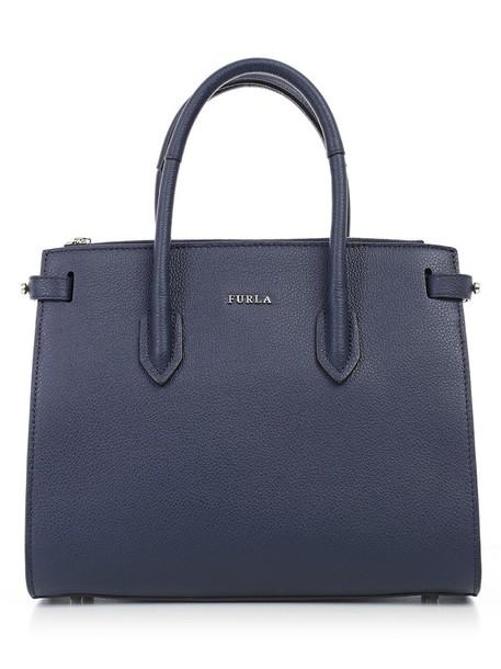 Furla navy bag