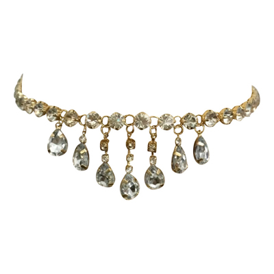 Eshani Jeweled Headchain