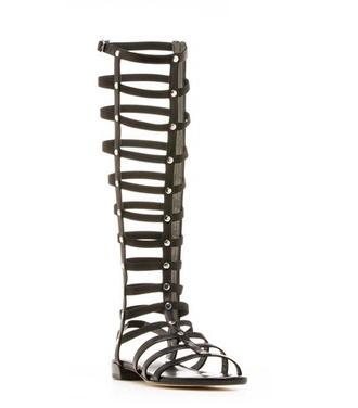 shoes black flat sandals sandals gladiators black sandals