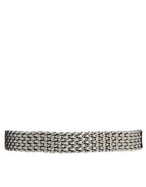 ASOS | ASOS Front Link Plate Waist Belt at ASOS
