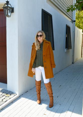 fash boulevard blogger sweater scarf shoes jacket skirt coat pants bag