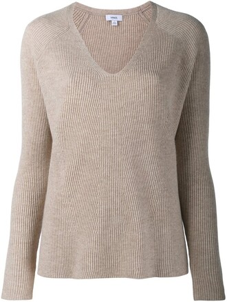 top knitted top nude