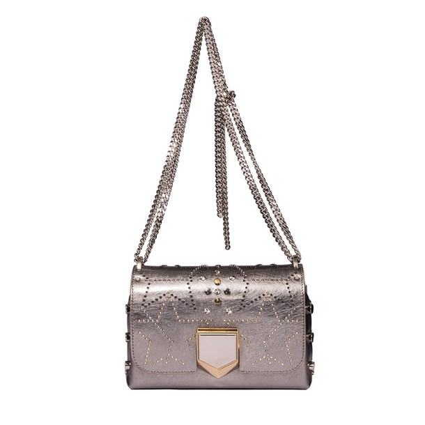 Jimmy Choo bag shoulder bag gold silver