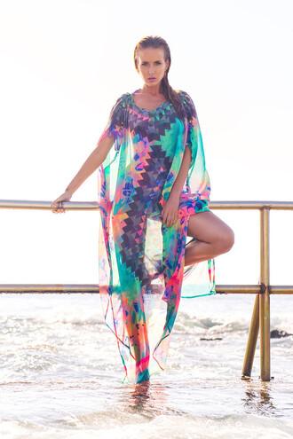 swimwear robblulu gorgeous kaftan designer bikiniluxe