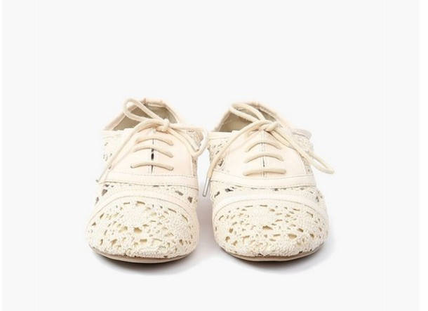 shoes, oxfords, white, lace, oxfords