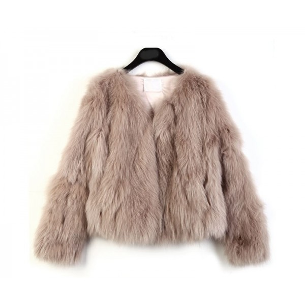 Bejing fur coat