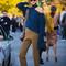 Sasha kanevski ripped sweater - style du monde | street style street fashion photos