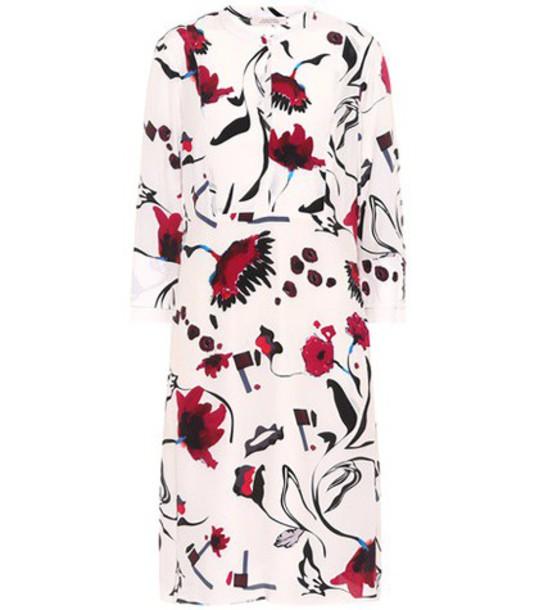 Dorothee Schumacher dress printed dress floral