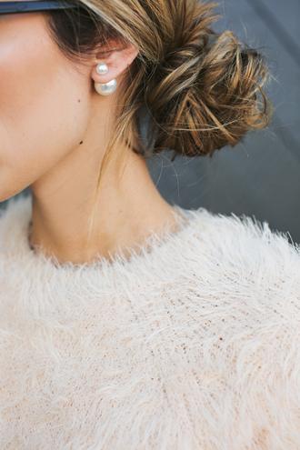 jewels big earrings earrings pearl pearl earrings big pearl earrings