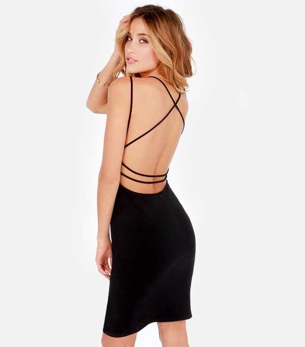 black dress elegant evening drss stylemoi pretty bodycon dress