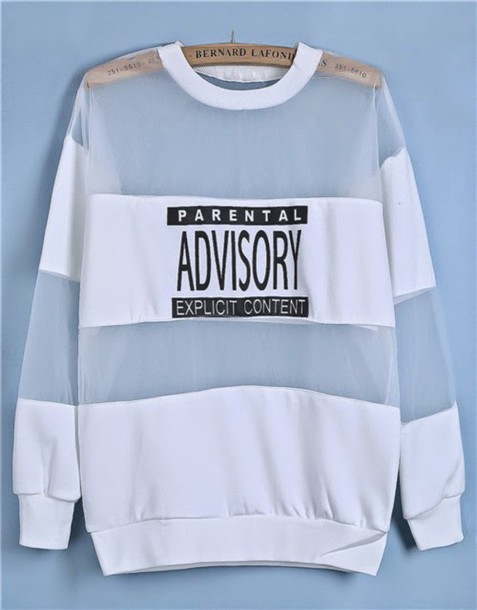 sweater advisory