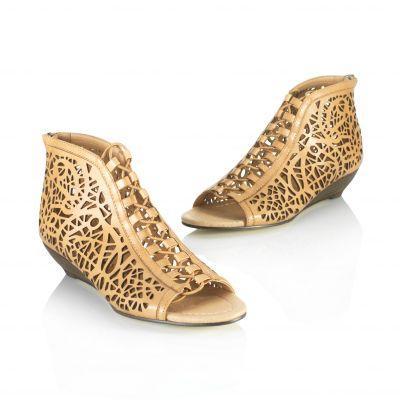 Sandales perforã©es femme du 36 au 41, femme collection printemps eté 2011