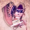 Pink timberland boots custom spiked w/leopard