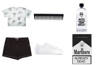 shirt 90s style grunge tumblr vintage retro pale soft grunge aesthetic