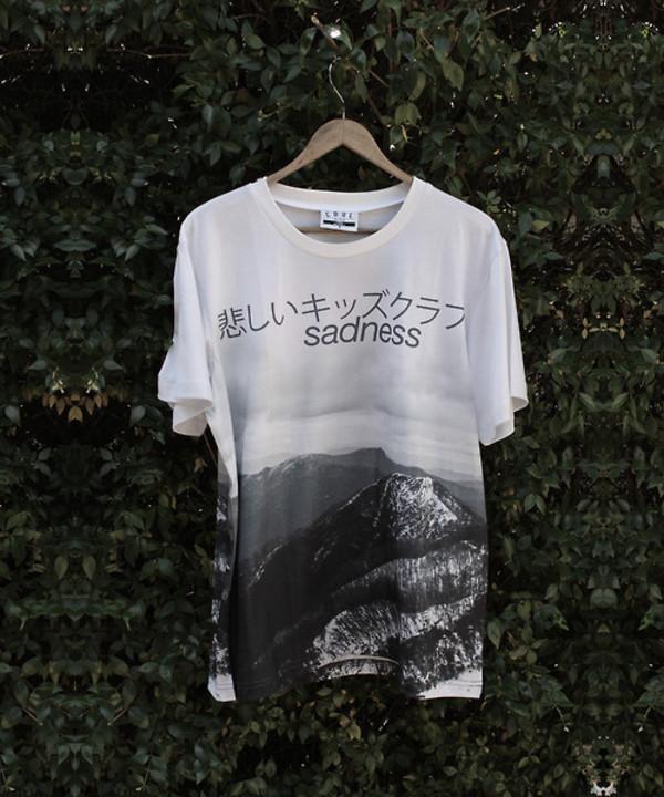 shirt grunge pale sadness chinese asian kawaii alternative tumblr