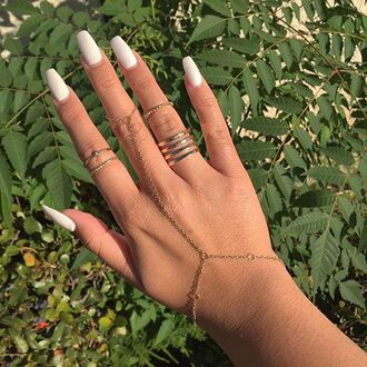 jewels gold soul ring set ring accessories