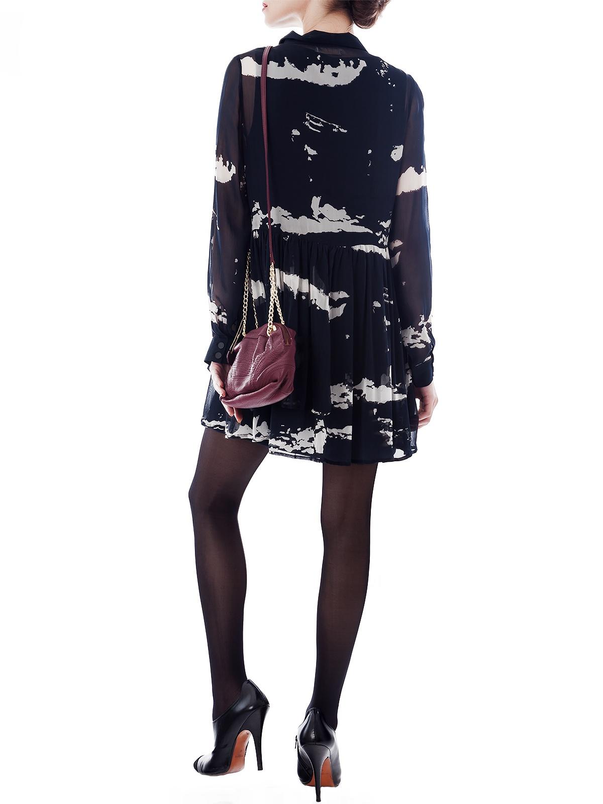 E-SENCE BURGUNDY LEATHER HANDBAG | GIRISSIMA.COM - Collectible fashion to love and to last