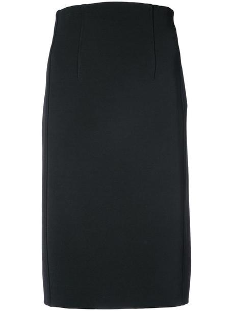 Dvf Diane Von Furstenberg skirt high waisted high women black