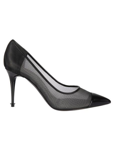 Tom Ford mesh pumps shoes