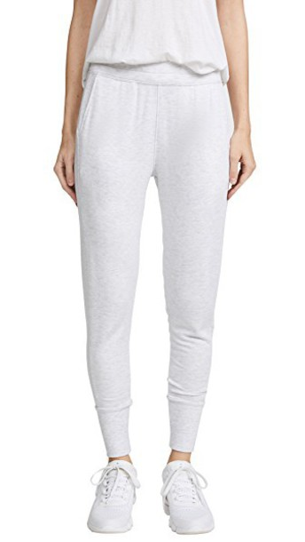 splits59 sweatpants white pants