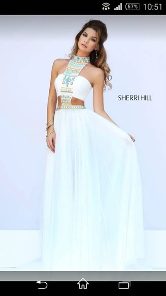 dress fashion sherri hill