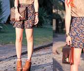bag,louis vuitton,blogger,lookbook,brown