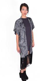 cardigan,kimono,tie dye,dye,blue,fringes,fringe kimono,soft,casual,dressy,ootd,fall outfits,transitional,hippie,grunge,boho,handmade,vintage,shoplibrett
