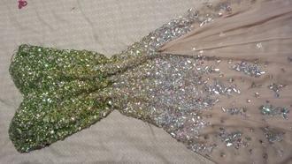 dress jovani jovani 4247 green dress prom dress