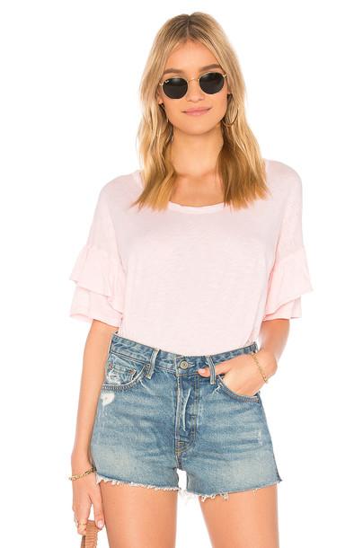 SUNDRY pink top