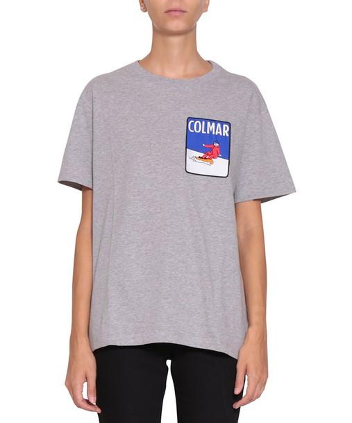 Colmar t-shirt shirt cotton t-shirt t-shirt cotton top