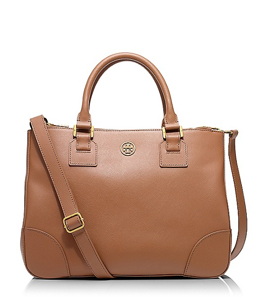 Robinson Double Zip Tote  | Womens Robinson | ToryBurch.com