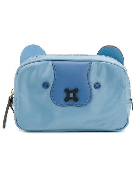 Anya Hindmarch women bag blue