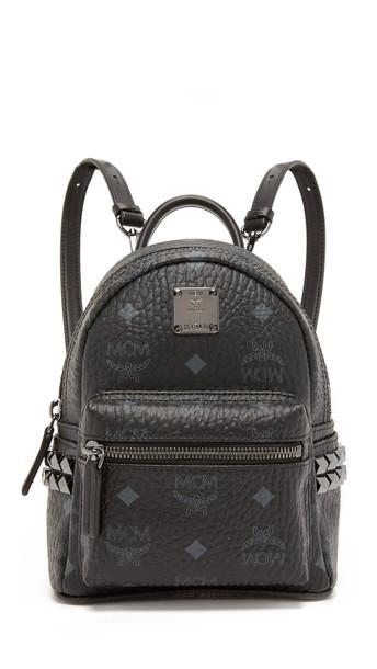baby backpack black bag