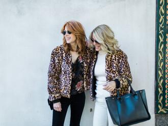 themiddlepage blogger jacket top jeans bag jewels