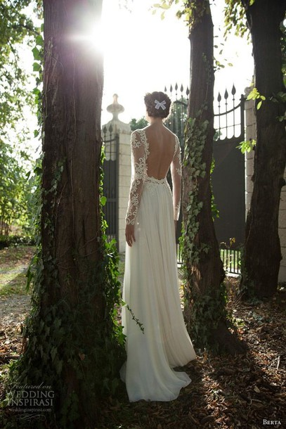 dress white wedding lace wedding dress