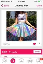 skirt,this is life,skater skirt,fashion,cute,tumblr,instagram